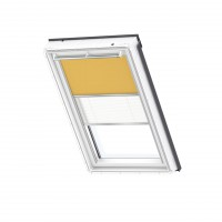Store velux duo occultant plissé manuel curry dfd sk06