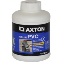 Colle gel pvc 500 ml pvc diam.13x8,5x8,5 mm axton