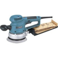 Ponceuse excentrique filaire makita bo6030, 310 w