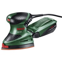 Ponceuse multifonction filaire bosch psm 160a, 160 w