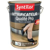 Vitrificateur parquet ultra résistant syntilor, 5 l, naturelle