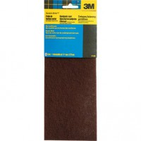 Lot de 2 feuilles abrasives 3m, 111*279  mm grains 180