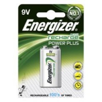 Pile rechargeable, aaaa (9 v) 175 mah, energizer