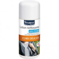 Lotion nettoyante cuir starwax, incolore, 230 ml