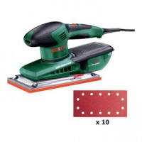 Ponceuse vibrante filaire bosch pss 280, 250 w