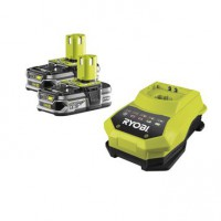 Pack chargeur + batterie lithium ryobi
