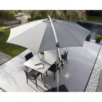 Parasol - Parasol deporte inclinable leroy merlin ...
