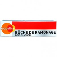 Bûche de ramonage equation