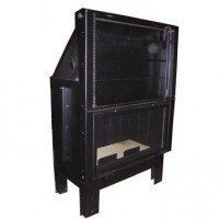 foyer insert bois. Black Bedroom Furniture Sets. Home Design Ideas