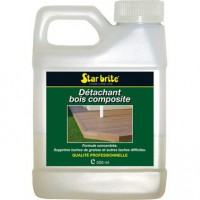 Détachant pour sol composite star brite, 0.5 l