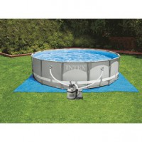 Piscine tubulaire for Piscine hors sol ultra frame