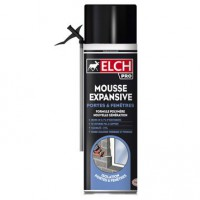 Mousse expansive power isole elch, 500 ml