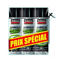 Mousse expansive rubson 3x500 ml