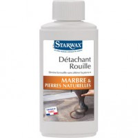 Détachant marbre starwax, incolore liquide, 250 ml
