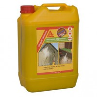Nettoyant désincrustant sika sikagard 5 l incolore