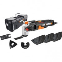Outil multifonction worx sonic f50, 450 w