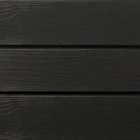 Clin pour bardage épicéa anthracite isb baltic 2.2 m
