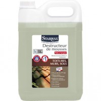 Destructeur de mousse starwax 5 l