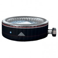 Spa gonflable poolstar montana rond, 4 places assises