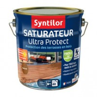 Saturateur pour bois ultra protect syntilor naturel, 2.5 l