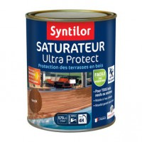 Saturateur pour bois ultra protect syntilor teck, 750 ml