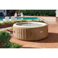 Spa gonflable intex rond, 4 places assises