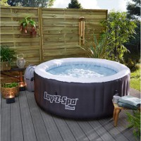 Spa gonflable bestway miami rond, 4 places assises