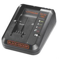 Chargeur black + decker lithium-ion, 18 v