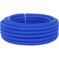Tube d'alimentation gainé per, diam.13 x 16 mm, en couronne de 25 m per