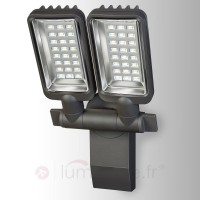 Projecteur led city à 2 lampes int et ext