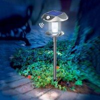 Lampe solaire sunny pir