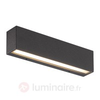 Tilde - applique longue led pr ext. ip65
