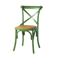 Chaise verte tradition