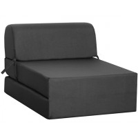 Chauffeuse yoko, coloris fauteuil: anthracite