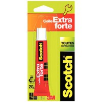 Tube colle extra fort 30ml scotch