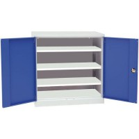 Armoire basse 3 tablettes