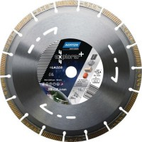 Disque diamant 4x4 explorer 300mm