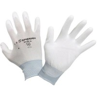 Gants de manutention perfect poly white t7 blanc