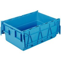 Bac de transport integra bleu - 21 l ,