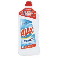 Nettoyant multi surfaces ajax 1250 ml citron,