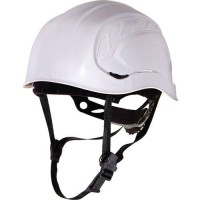 Casque de protection granite peak blanc