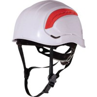 Casque de protection granite wind blanc