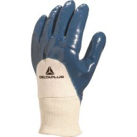 Gants de manutention nitrile/coton dos aéré ni150 7