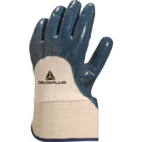 Gants de manutention nitrile/coton dos aéré 10