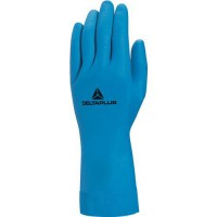 Gants de manutention ménage latex bleu 6/7