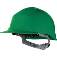 Casque de protection chantier zircon1 vert