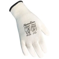 Gants de manutention coton t10 blanc