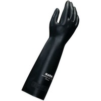 Gants de manutention technic 450 manchette longue t9 noir