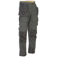 Pantalon de travail caterpillar 42 gris,