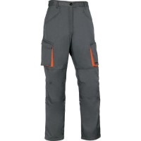 Pantalon de travail mach2 gris/orange s m2pw2gr,